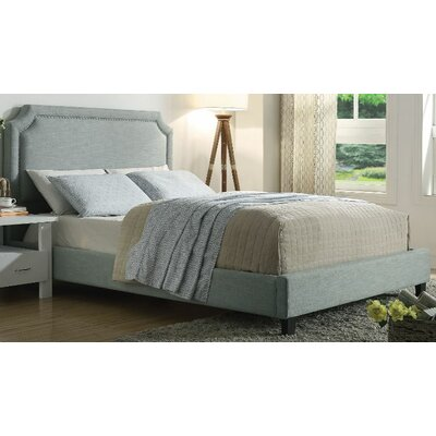 Haralson Queen Upholstered Platform Bed