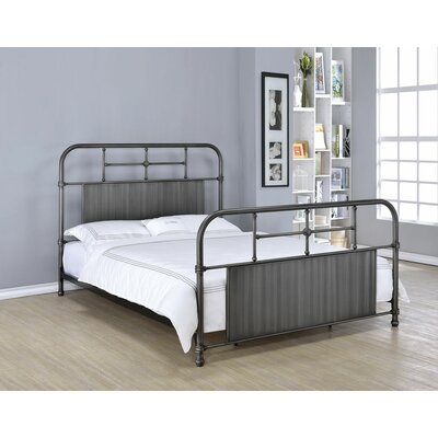 Lundstrom Panel Bed Size: Queen