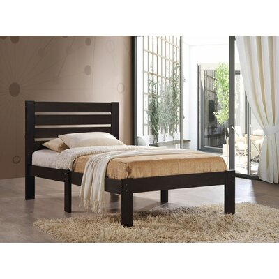 Tuers Panel Bed Size: Queen