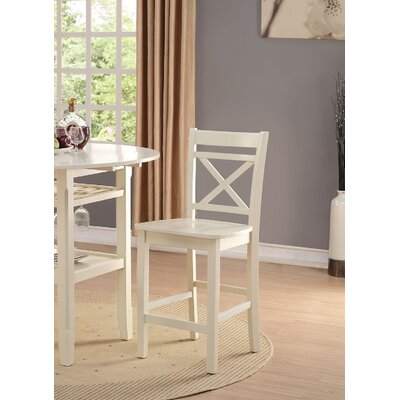 Burroughs Solid Wood Dining Chair