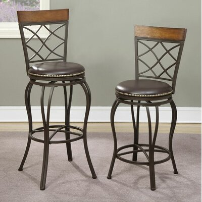 Harrigan 29 Swivel Bar Stool