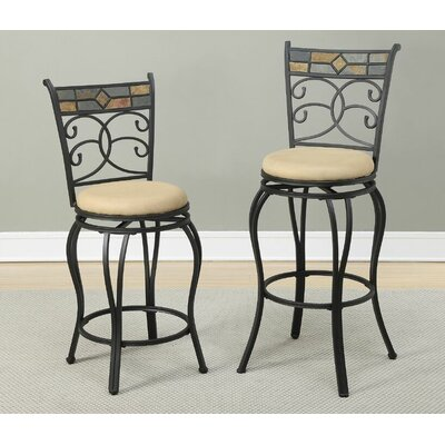 Bensonhurst 24 Swivel Bar Stool