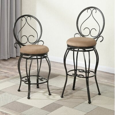 Bentley 24 Swivel Bar Stool