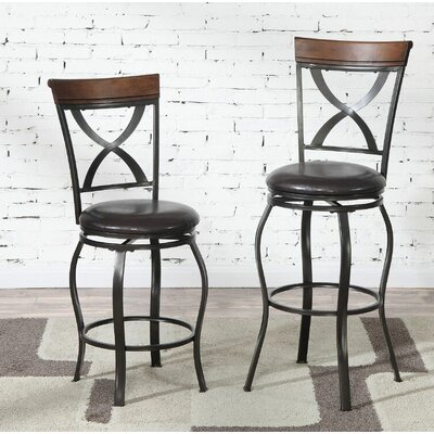 Montagu 24 Swivel Bar Stool