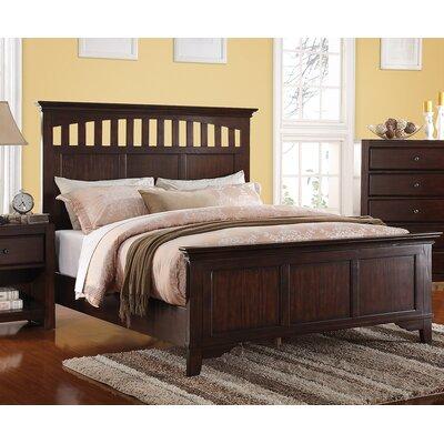 Turek Panel Bed Size: King