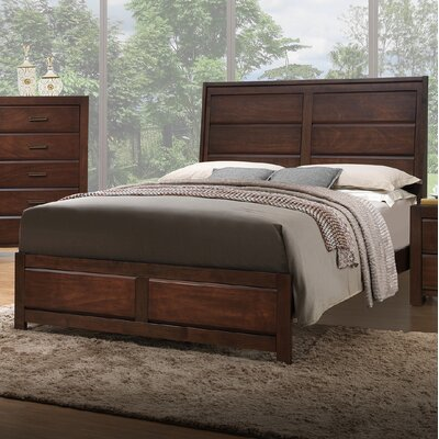 Hoekstra Panel Bed Size: Queen