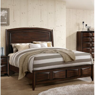 Cracraft Panel Bed Size: California King