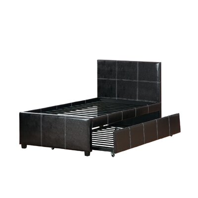 Irma Upholstered Platform Bed Size: Twin