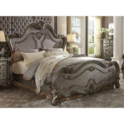 Doline Panel Bed Size: King