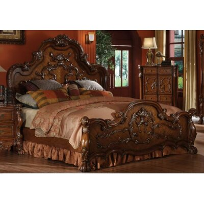 Liggins Panel Bed Size: King