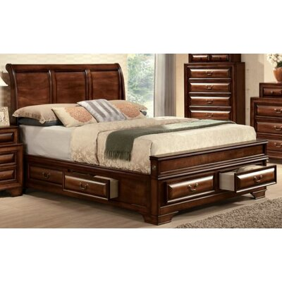 Crumley Panel Bed Size: Queen