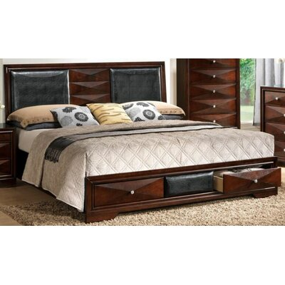 Tomasini Platform Bed Size: Queen