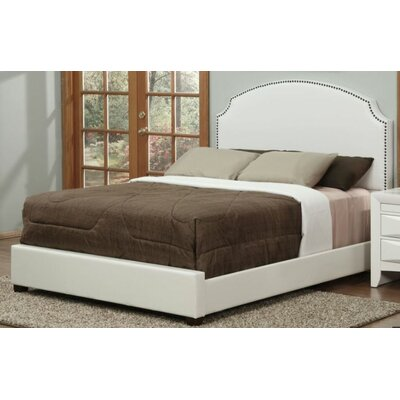 Finck Upholstered Panel Bed Size: Queen