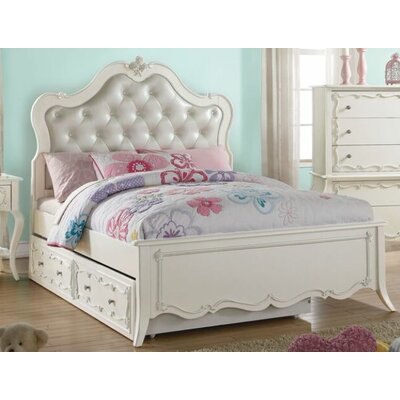 Eddins Sleigh Bed Size: Twin