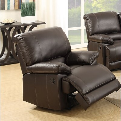 Lagarde Manual Rocker Recliner