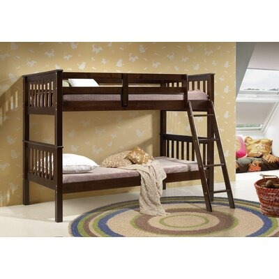 Edison Park Twin Over Full Bunk Bed