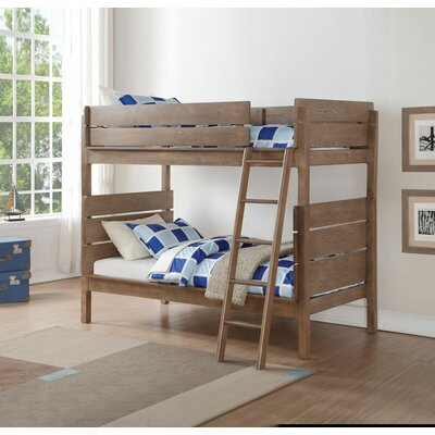 Edler Twin Over Full Bunk Bed