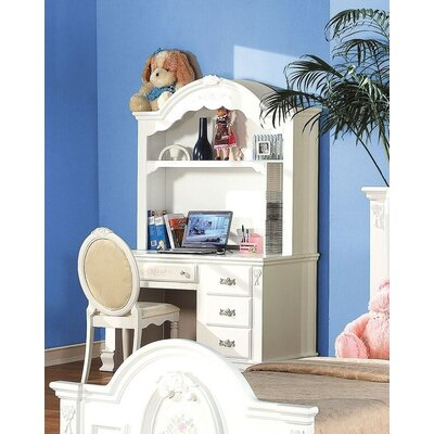 Order Student Computer Desk Hutch Product Photo