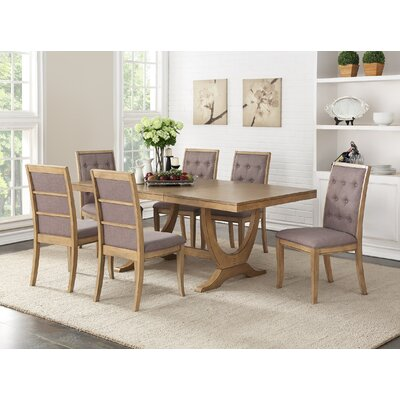 Adkinson 7 Piece Dining Set