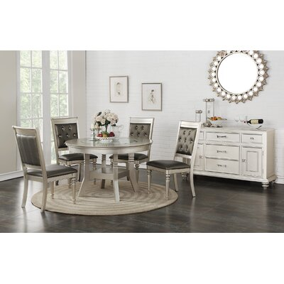 Philippa 5 Piece Dining Set