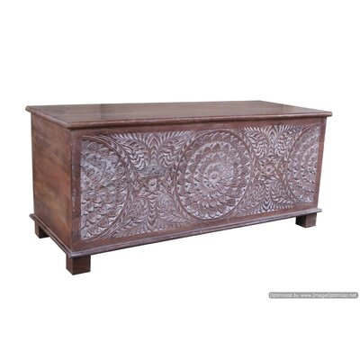 Eriq Trunk Coffee Table