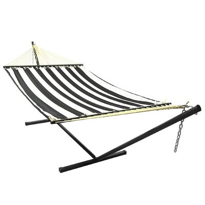 Polyester Hammock with Stand Size: 12