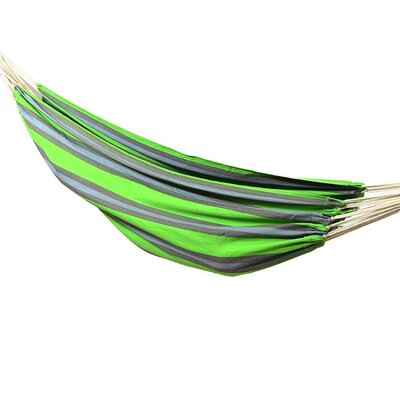 Cotton Hammock Color: Midnight Jungle