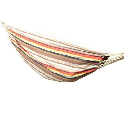 Cotton Hammock Color: Beach Sunrise
