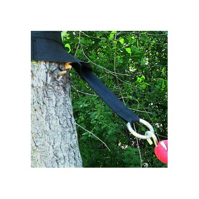 Hammock Tree Straps Color: Black