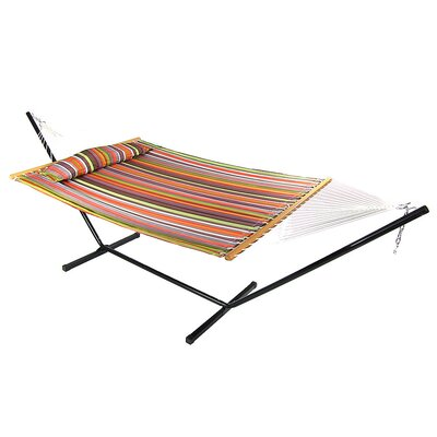 Canyon Polyester Hammock with Stand