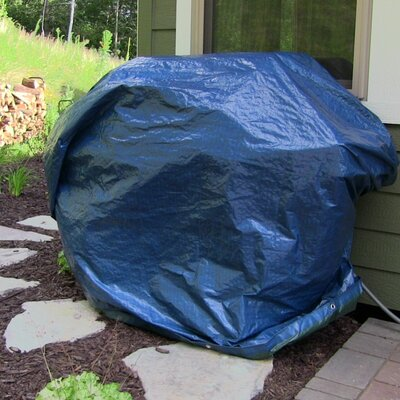 8 Ft. W x 6 Ft. D Waterproof Multi-Purpose Poly Tent Tarp