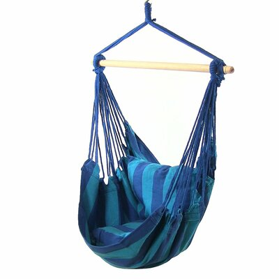 Hanging Chair Hammock Color: Oasis