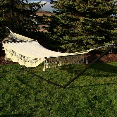 American Deluxe Style Mayan Hammock with Stand