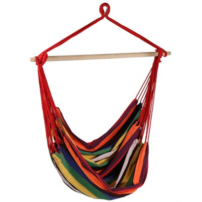 Jumbo Extra Large Chair Hammock Color: Sunset