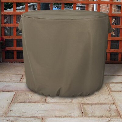 Heavy Duty Round Air Conditioner Cover