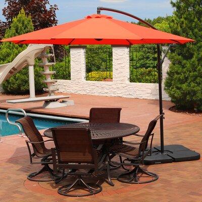 Image of 10.5' Cantilever Umbrella Fabric: Burnt Orange