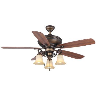 56 Phillipstown 5-Blade Ceiling Fan