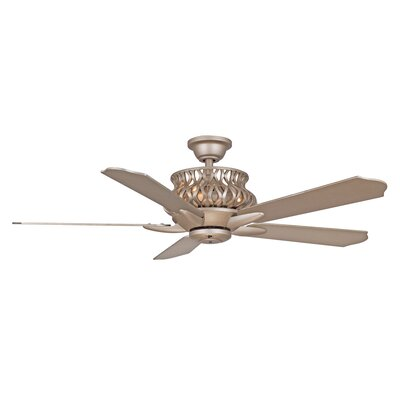 52 Jonson 5-Blade Ceiling Fan with Remote