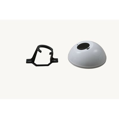 Sloped Ceiling Adapter Finish: White