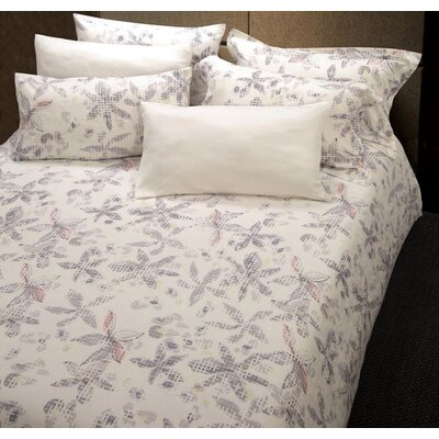 Dauphine Reversible Duvet Cover Set Size: Queen