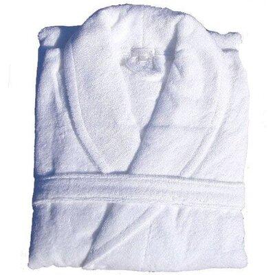 Bathrobe Size: Large / Extra Large