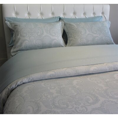 Marjorelle 3 Piece Reversible Duvet Cover Set Size: King