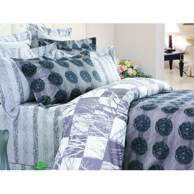 Prelude 3 Piece Reversible Duvet Cover Set