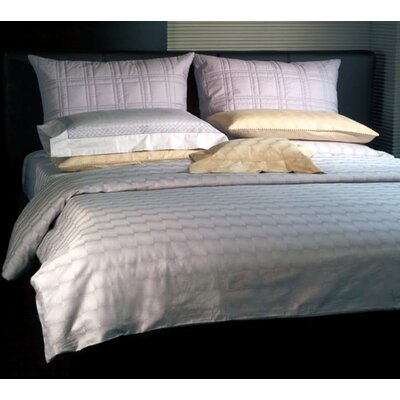 Athens 3 Piece Duvet Reversible Cover Set Size: Queen