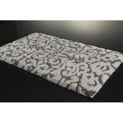 Graccioza Toscane Bath Rug Size: 110 x 28