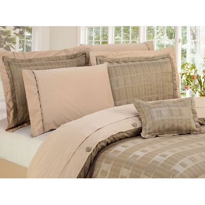 Toscana 3 Piece Reversible Duvet Cover Set