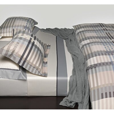 Filadelfia 3 Piece Reversible Duvet Cover Set Size: Queen