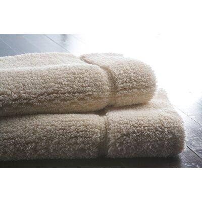 Graccioza Prestige Bath Rug Size: 28 W x 31 L