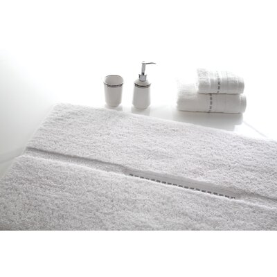 Graccioza Crystal Dash Bath Rug Size: 47