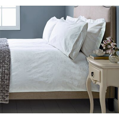 Mayfair 3 Piece Reversible Duvet Cover Set Size: Queen